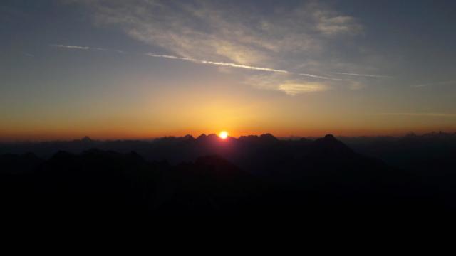 Sonnenaufgangstour mit Birgit